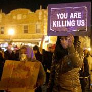 'คุณกำลังฆ่าพวกเรา' ! มะกันประท้วงเดือด 170 เมืองทั่วประเทศ
