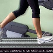 """นักวิทย์ชี้ """"ออกกำลังกาย"""" เพื่อลดอ้วนผิด! กุญแจสำคัญอยู่ที่การกิน-ลดน้ำตาล"""